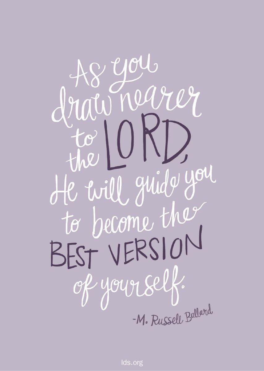 Good Quotes For Girls Draw Nearer Unto The Lord