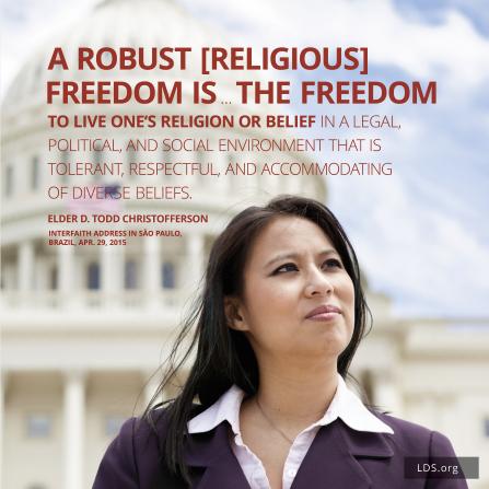 Religious Freedom The Basics