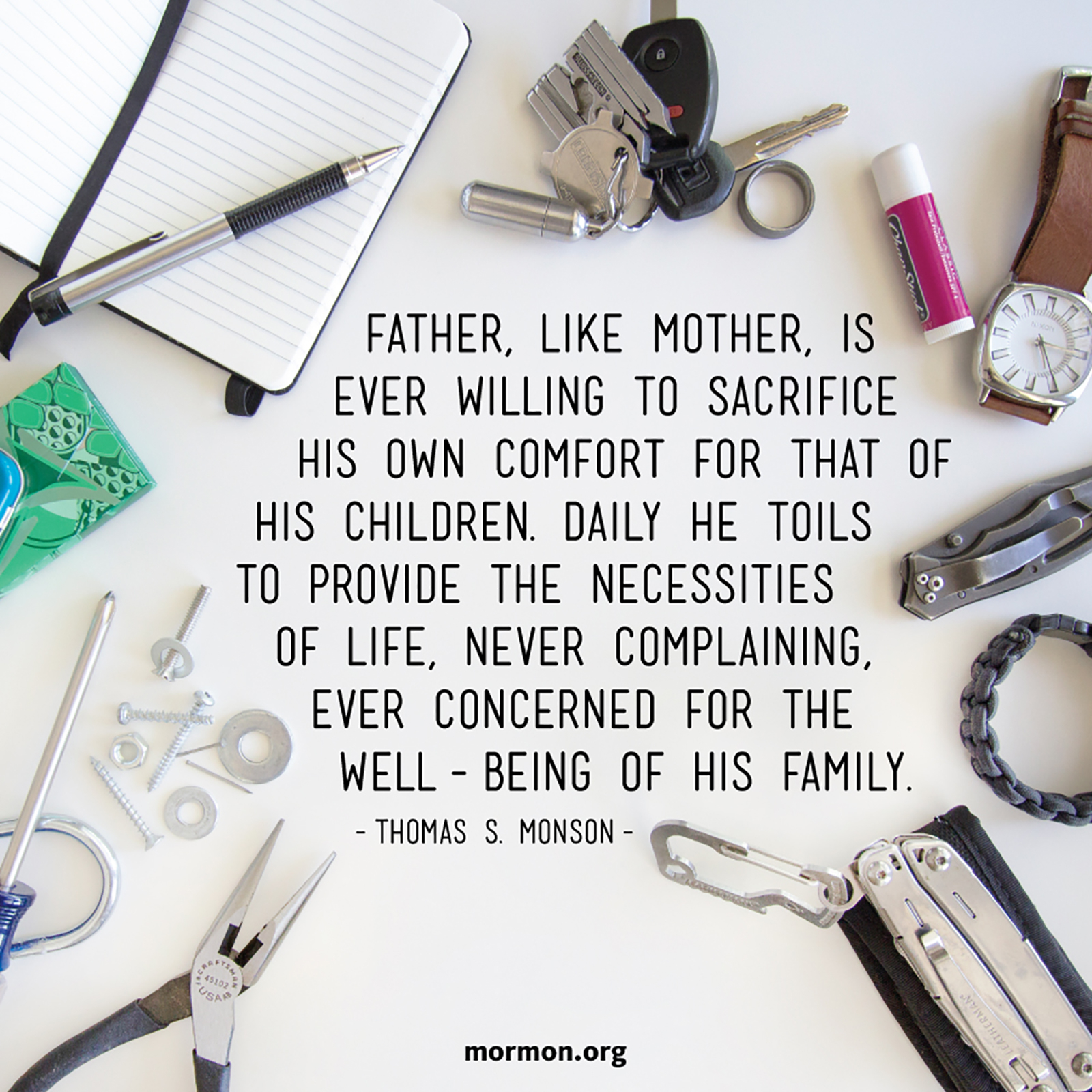 Ever Willing To Sacrifice