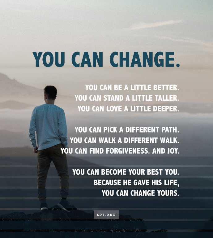 Love Life Quotes About Change: You Can Change