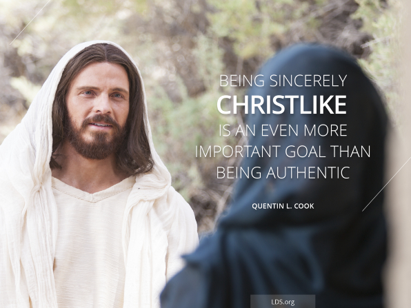 Being Sincerely Christlike