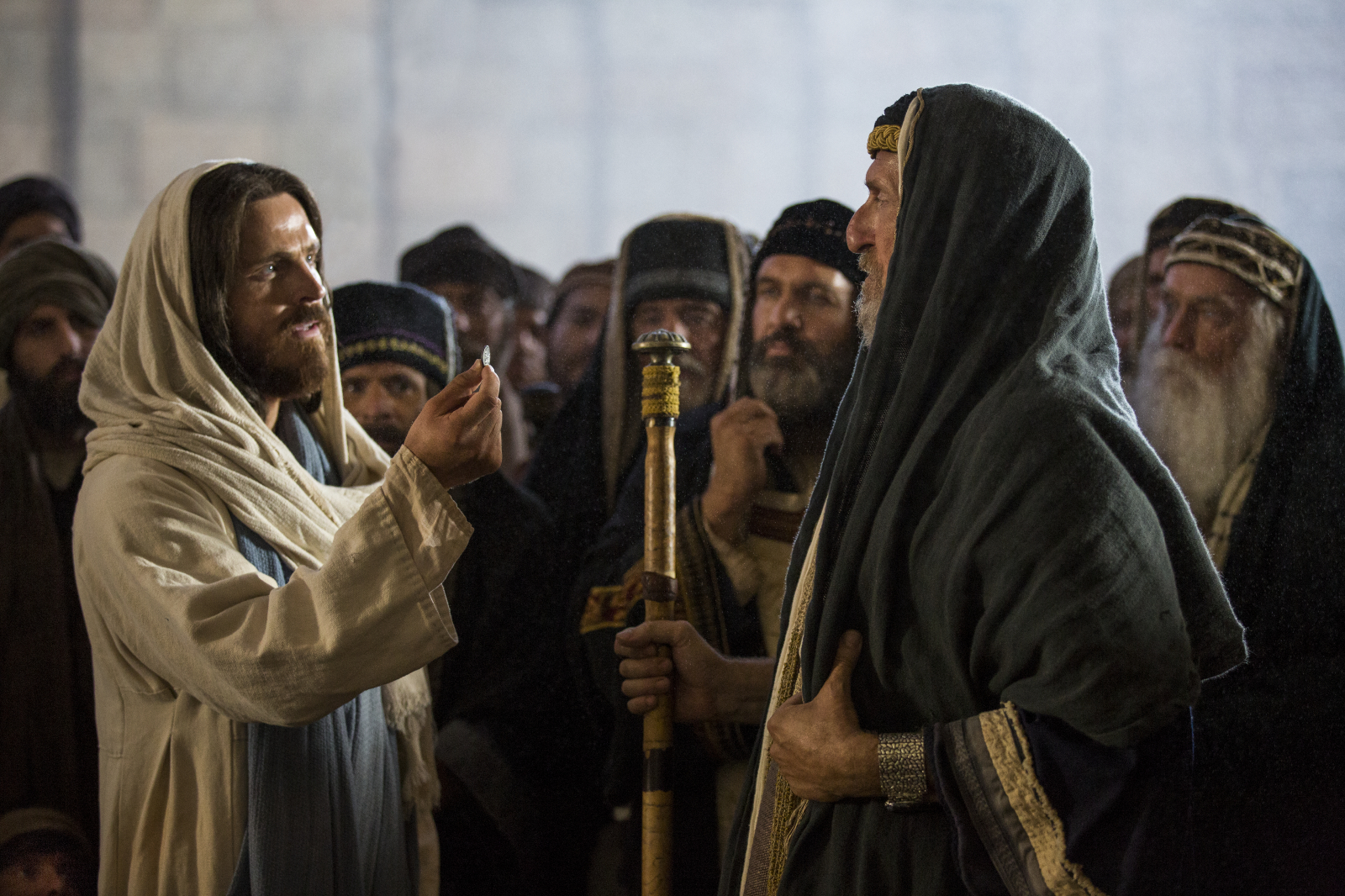 pharisees and jesus relationship