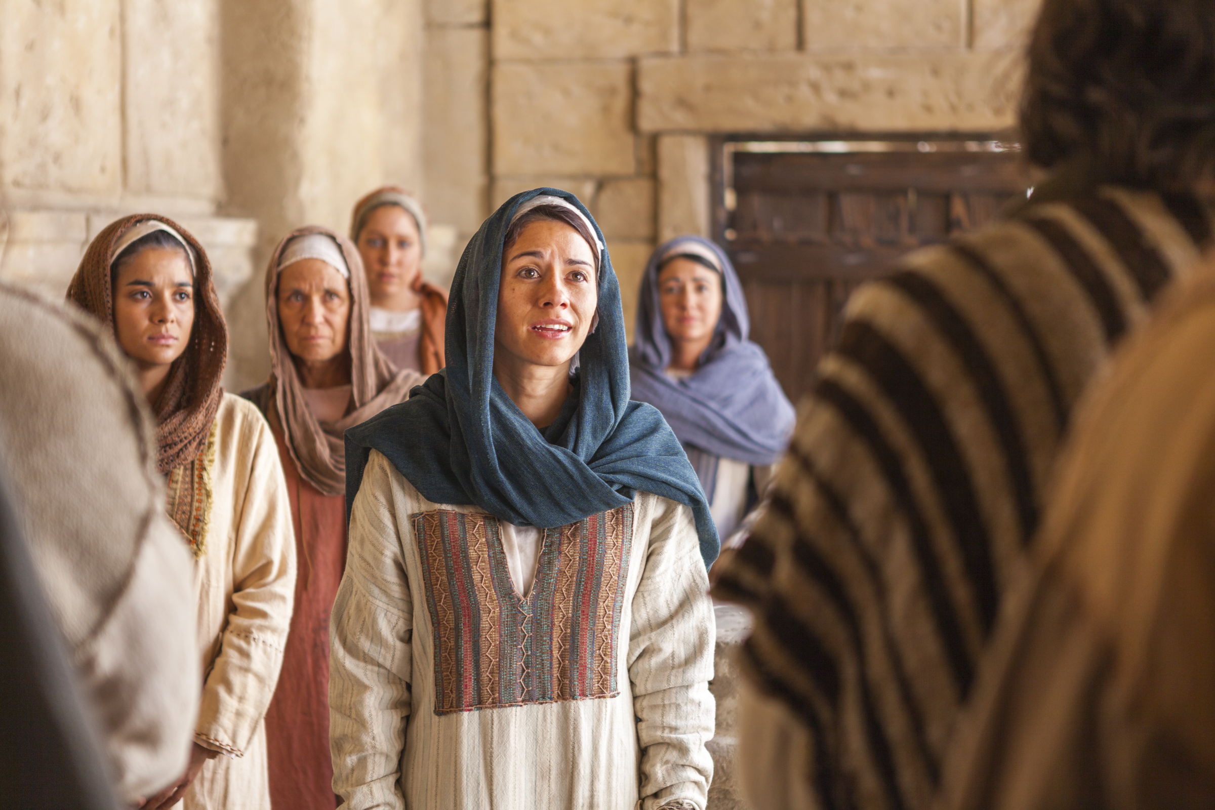 The Testimony Of Mary