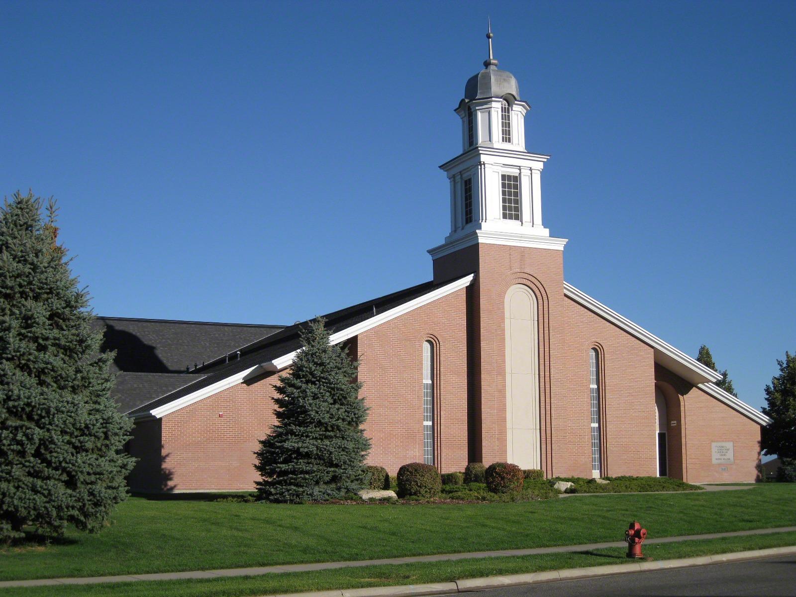 Chapel in North Salt Lake, Utah