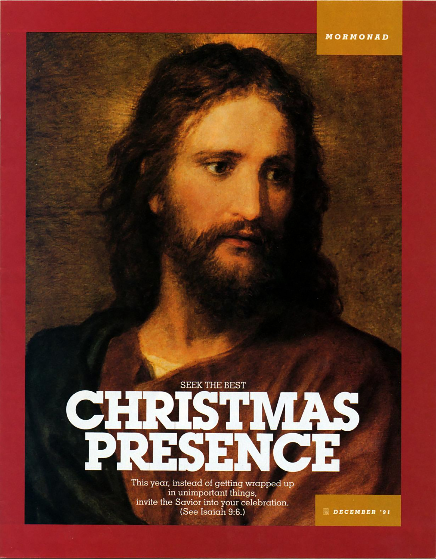 Seek the Best Christmas Presence