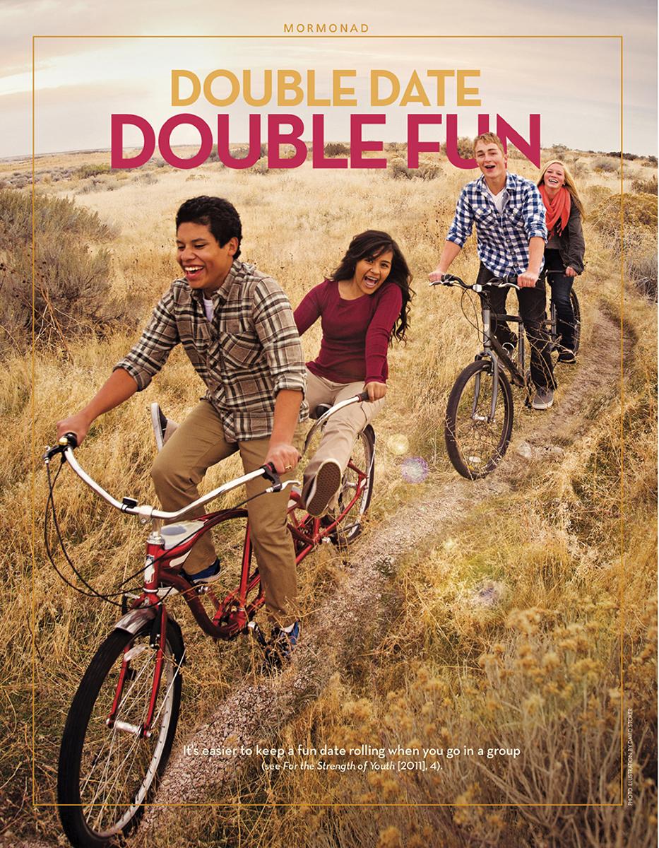 Double date double fun