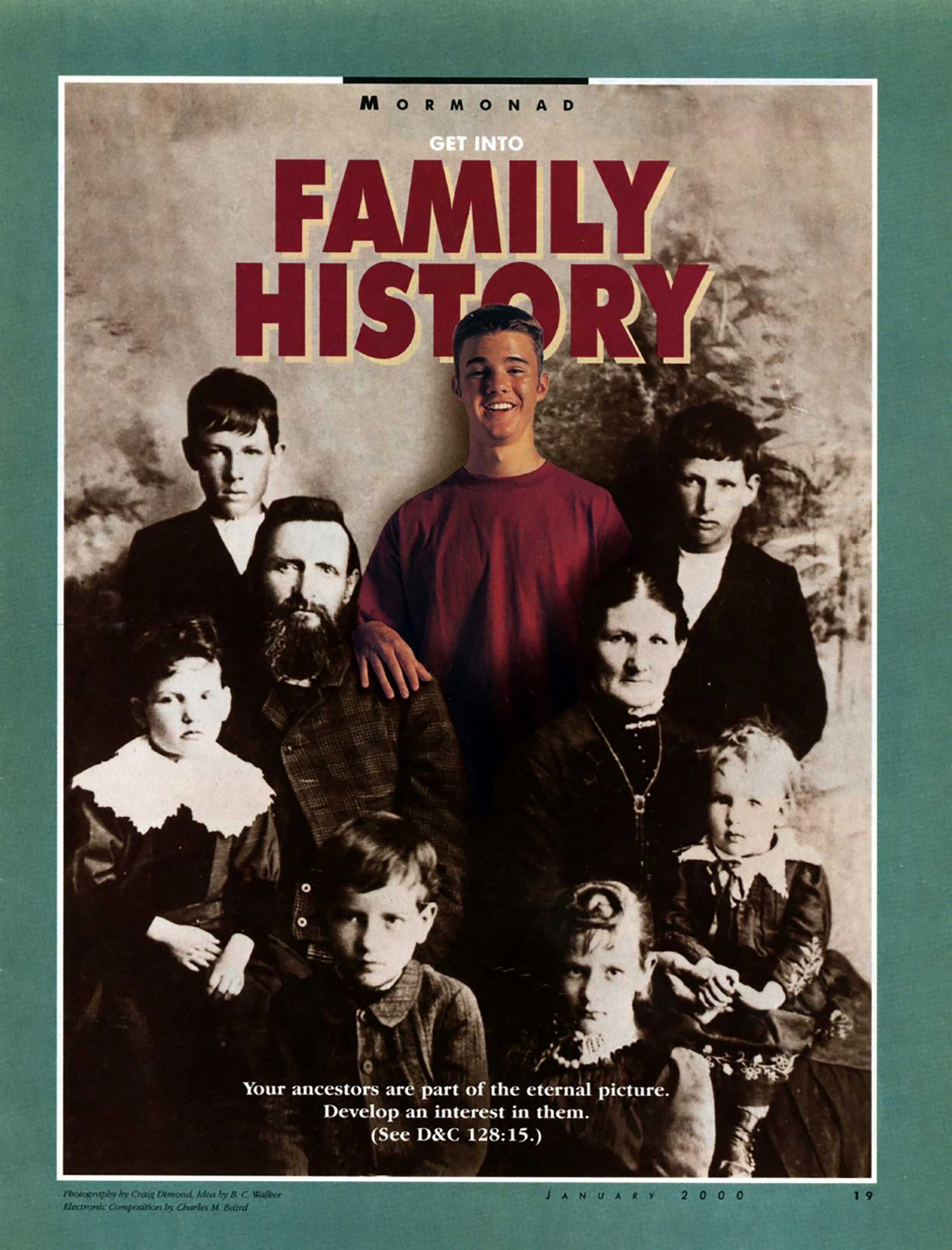 Get into Family History
