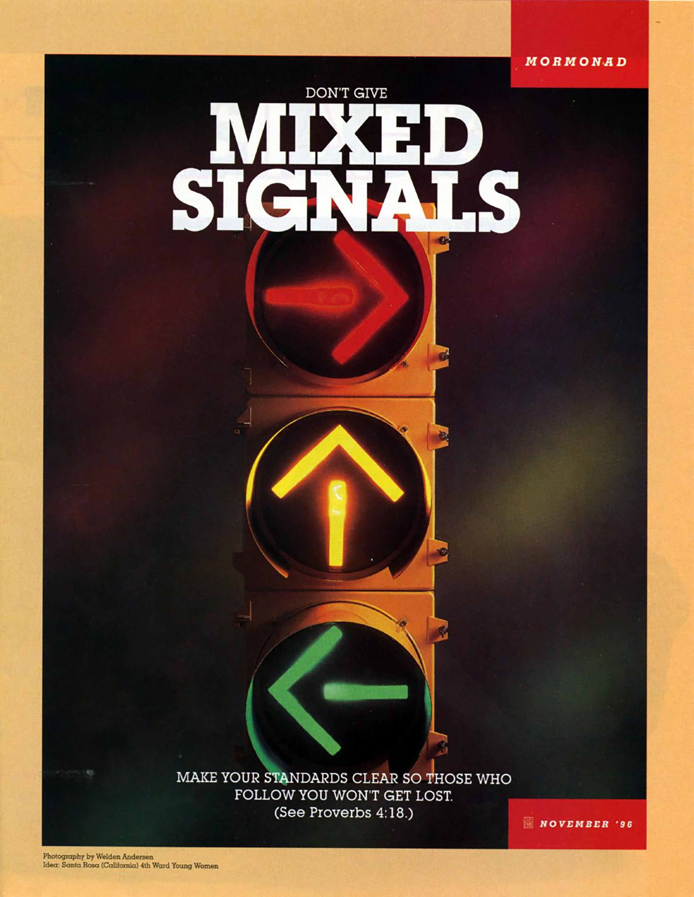 women mixed signals