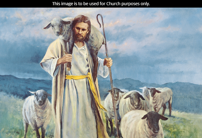 christ as the good shepherd essay Find great deals on ebay for christ the good shepherd shop with confidence.