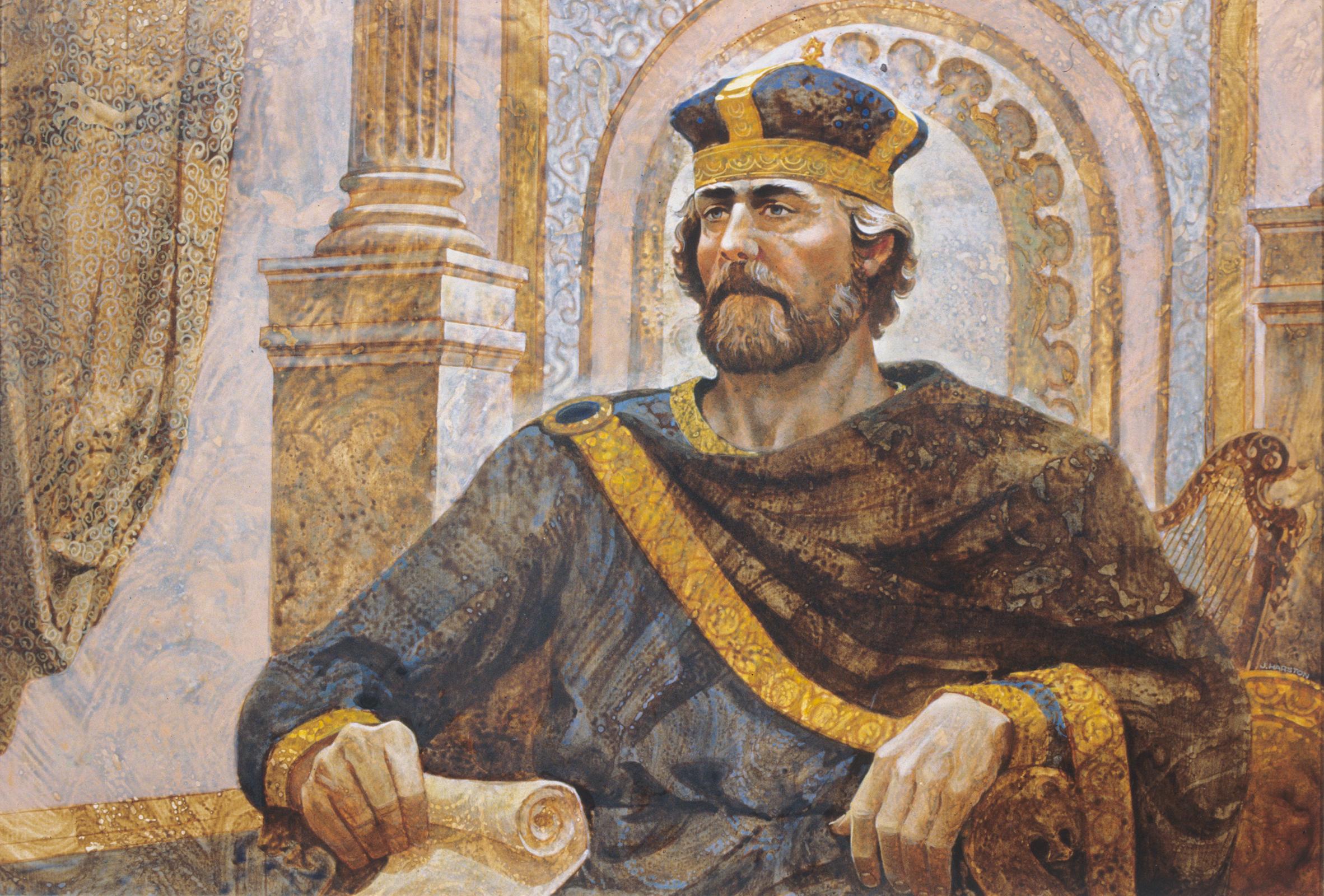 Image result for king david lds