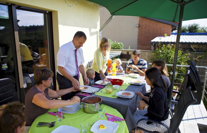 Markus and Karen Tilgner family