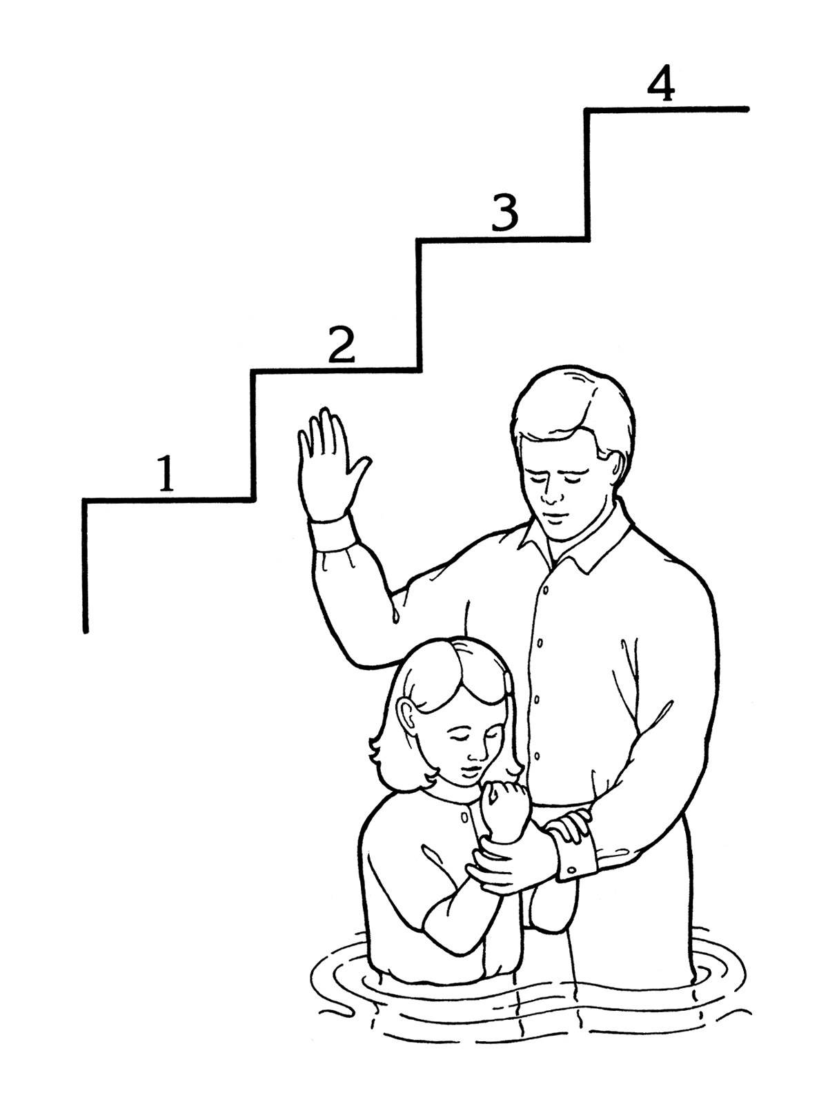 article of faith coloring pages - photo#21