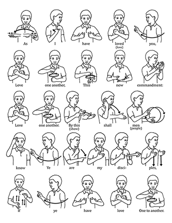 Sign language - Wikipedia