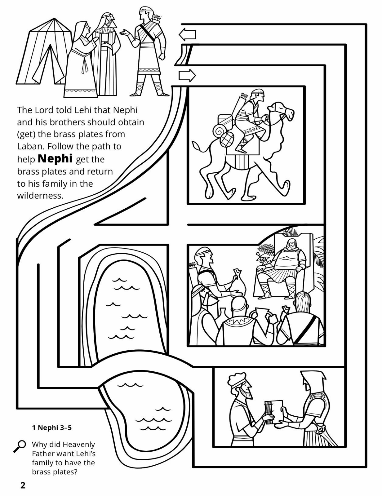 Portland Temple Coloring Page Coloring Coloring Coloring Pages