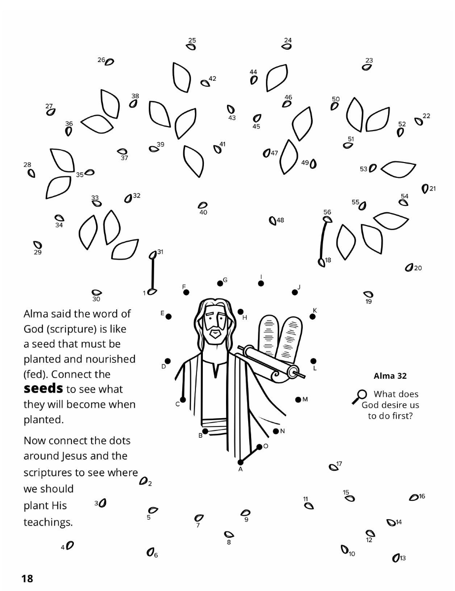tornillo seed coloring pages - photo#29