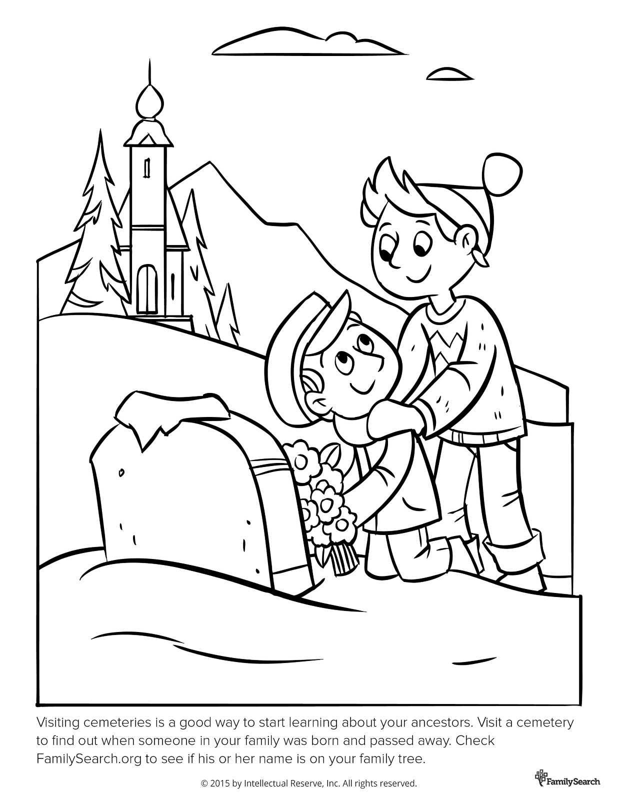 art history coloring book pages - photo#22