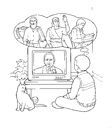How to prepare your kids for general conference for President monson coloring page