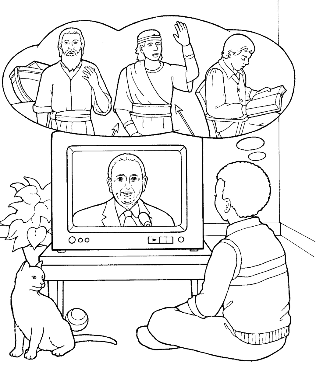Bouy quotes president monson quotesgram for President monson coloring page