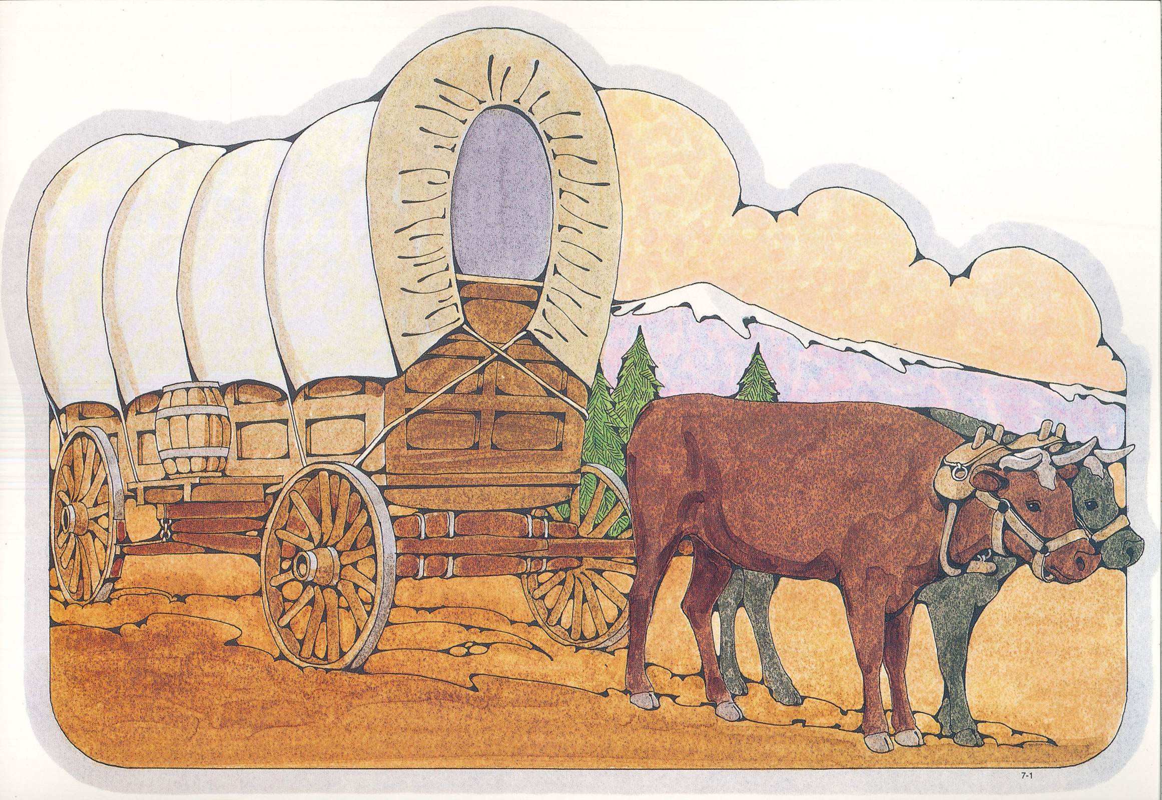 Ox-wagon - Wikipedia