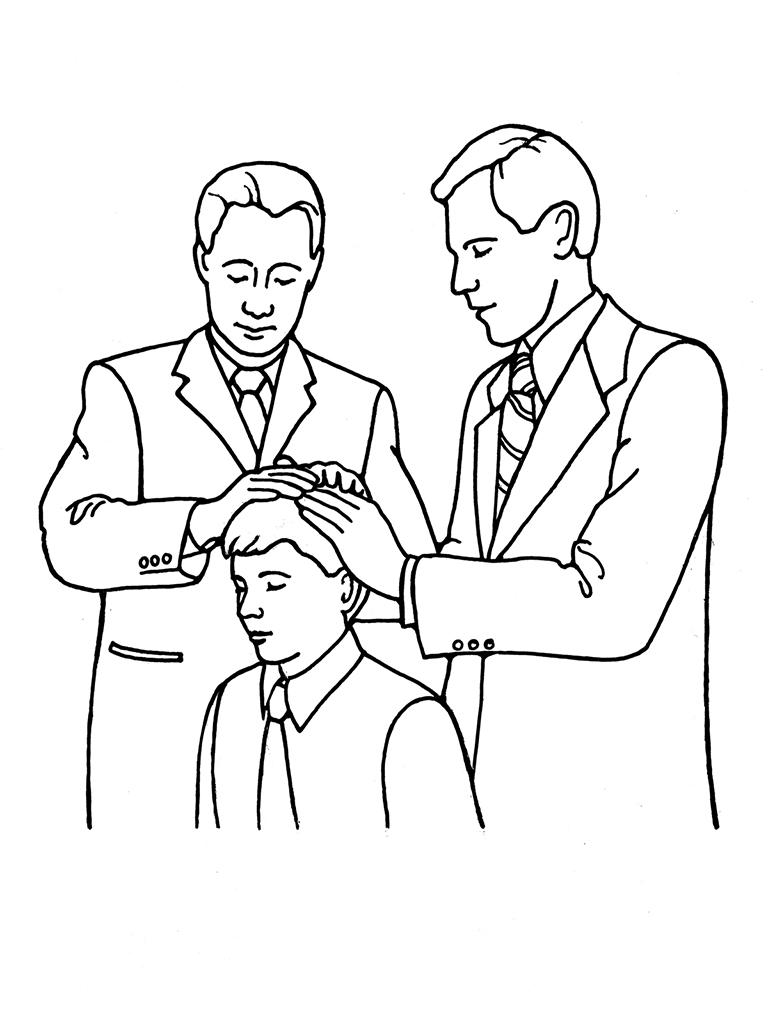 melchizedek priesthood ordination