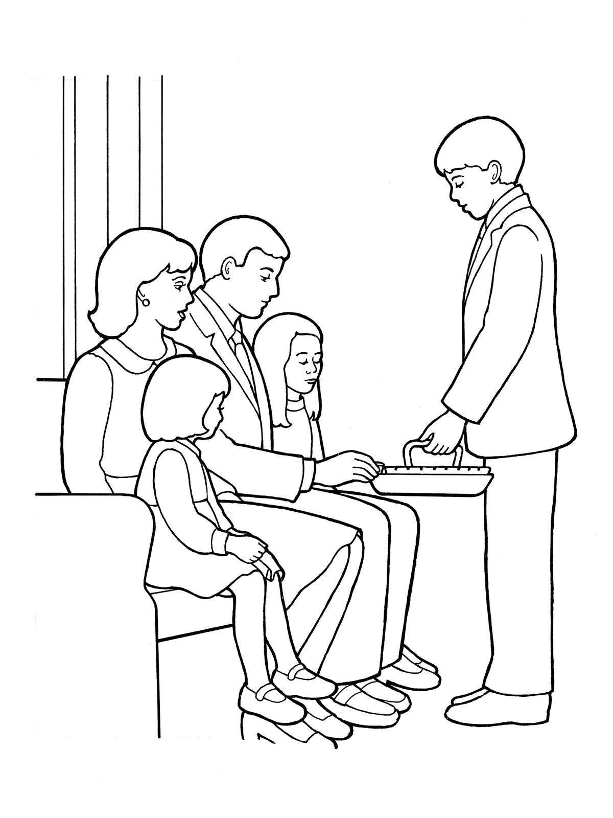 coloring pages clipart - photo#44