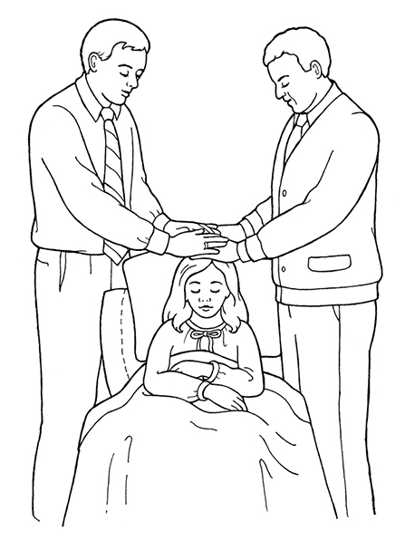 Priesthood Blessing for the Sick