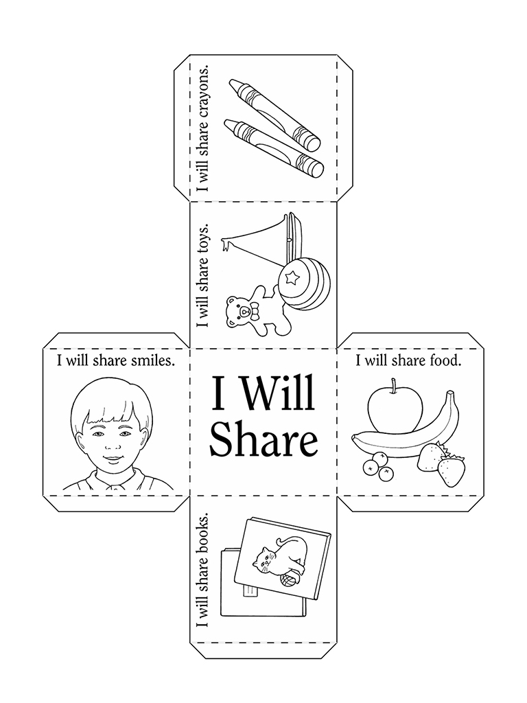 Nursery Manual Page 75: I Will Share