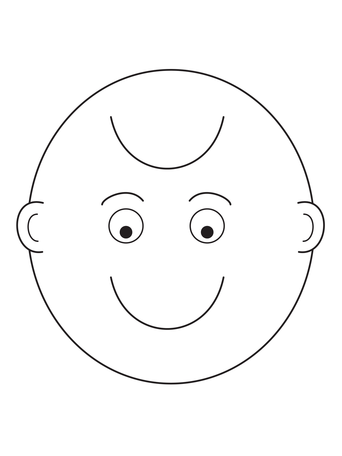 smiling  frowning face Easter Religious Memorial Day Clip Art