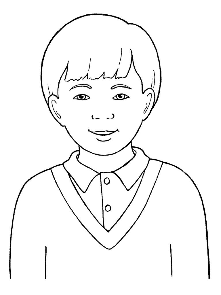 Primary Boy #3