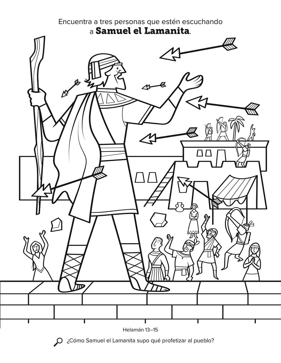 Samuel el Lamanita