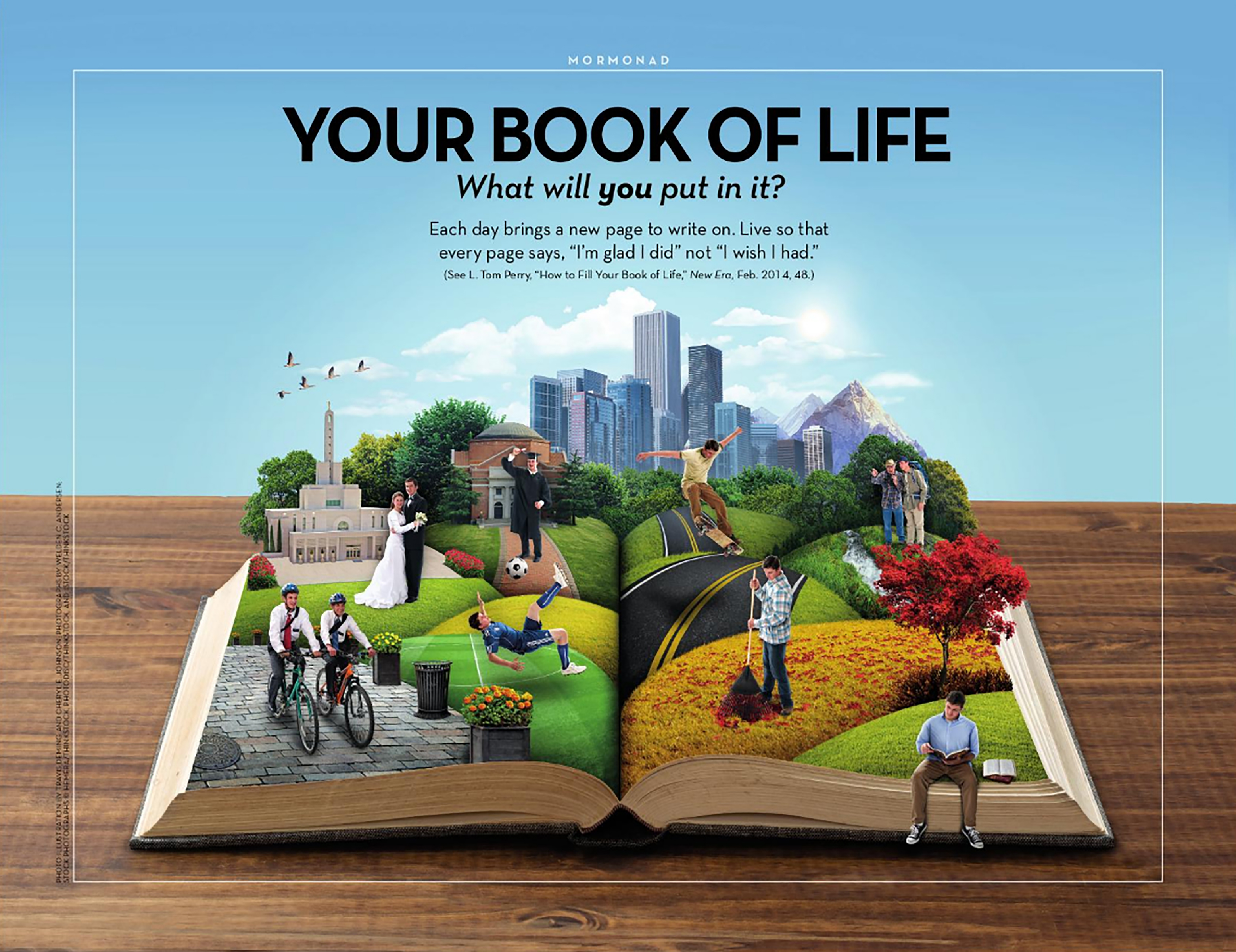 Your Book Of Life