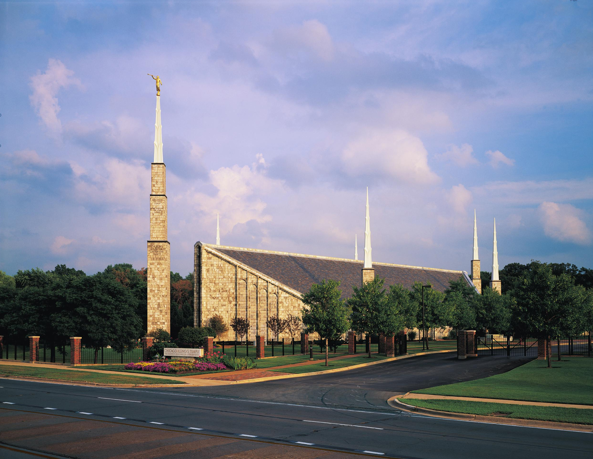 Image result for chicago lds temple
