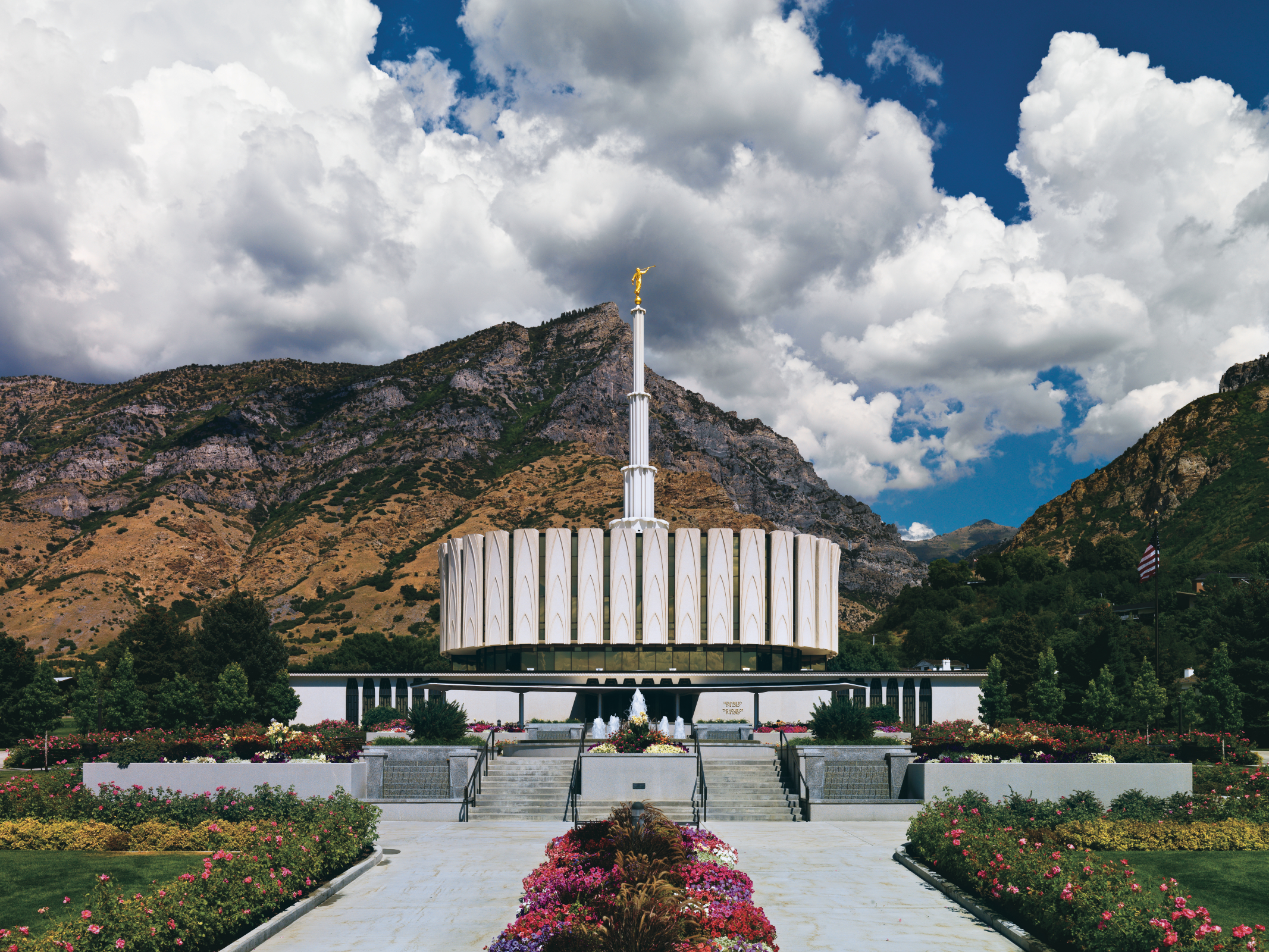 Provo utah temple - Lds temple wallpaper ...