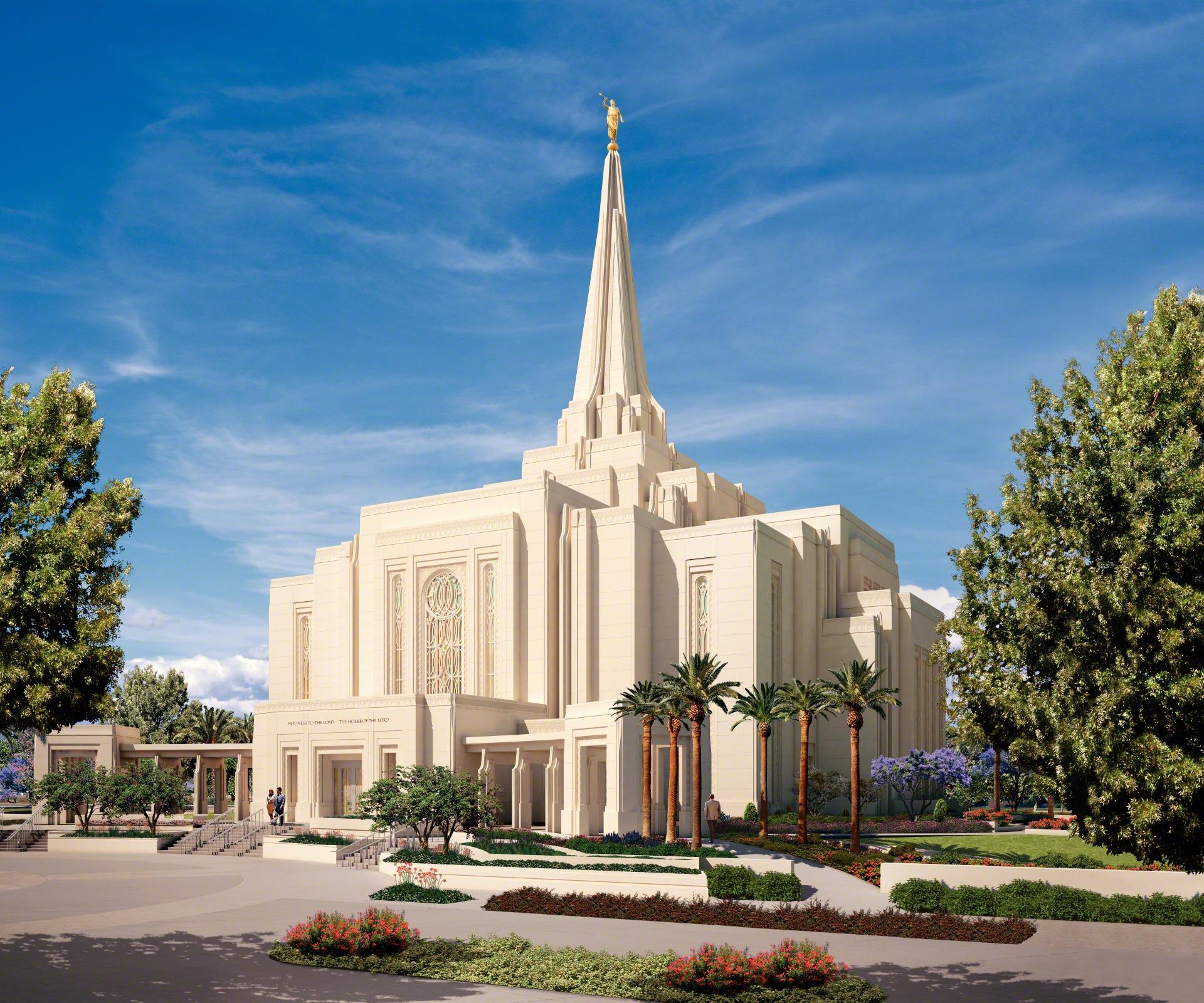 The Gilbert Arizona Temple