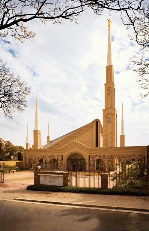Templo de Johannesburgo, Sudáfrica