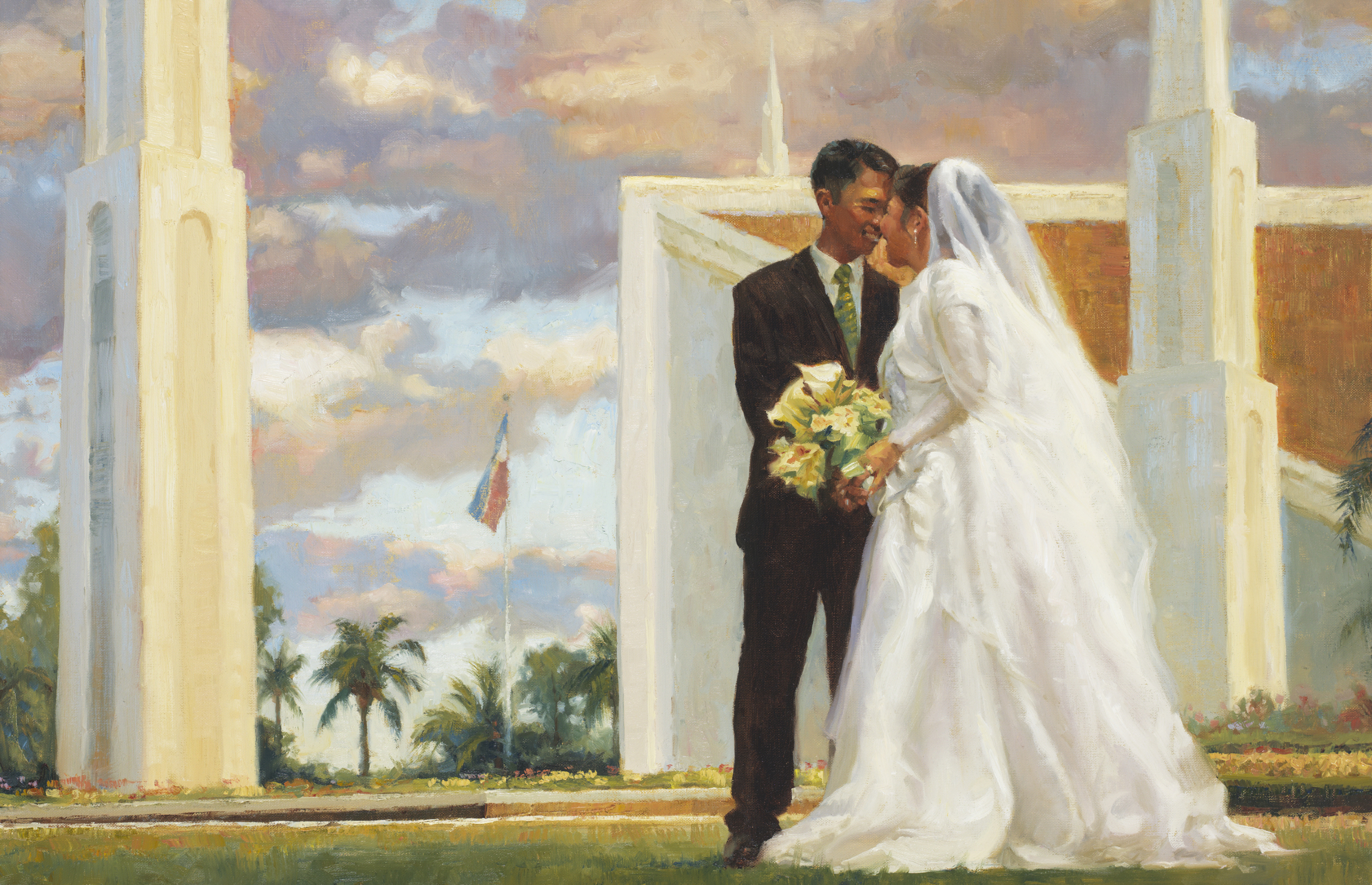 the plan of salvation temple marriage