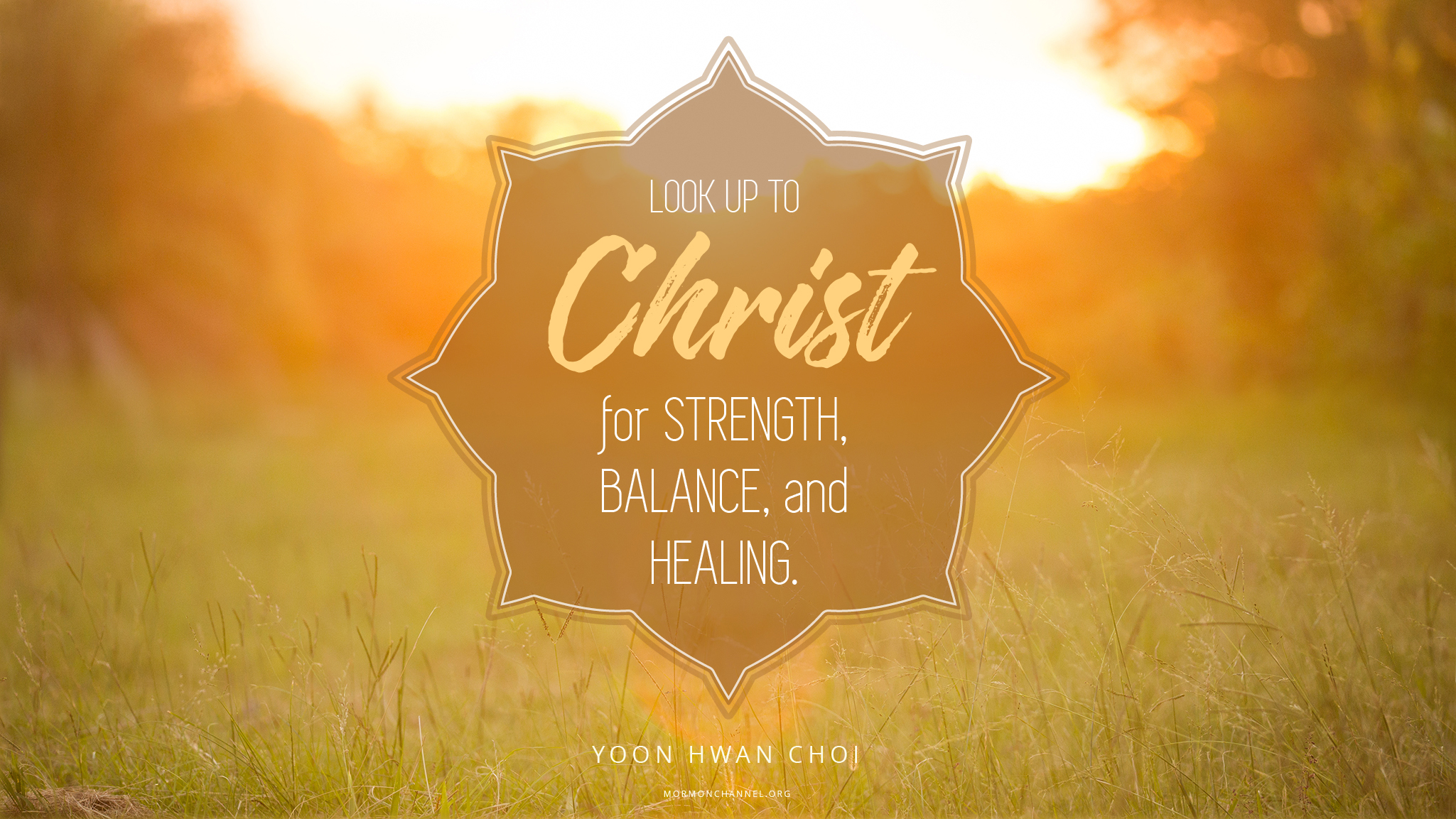 Daily Quote: Look Up To Christ