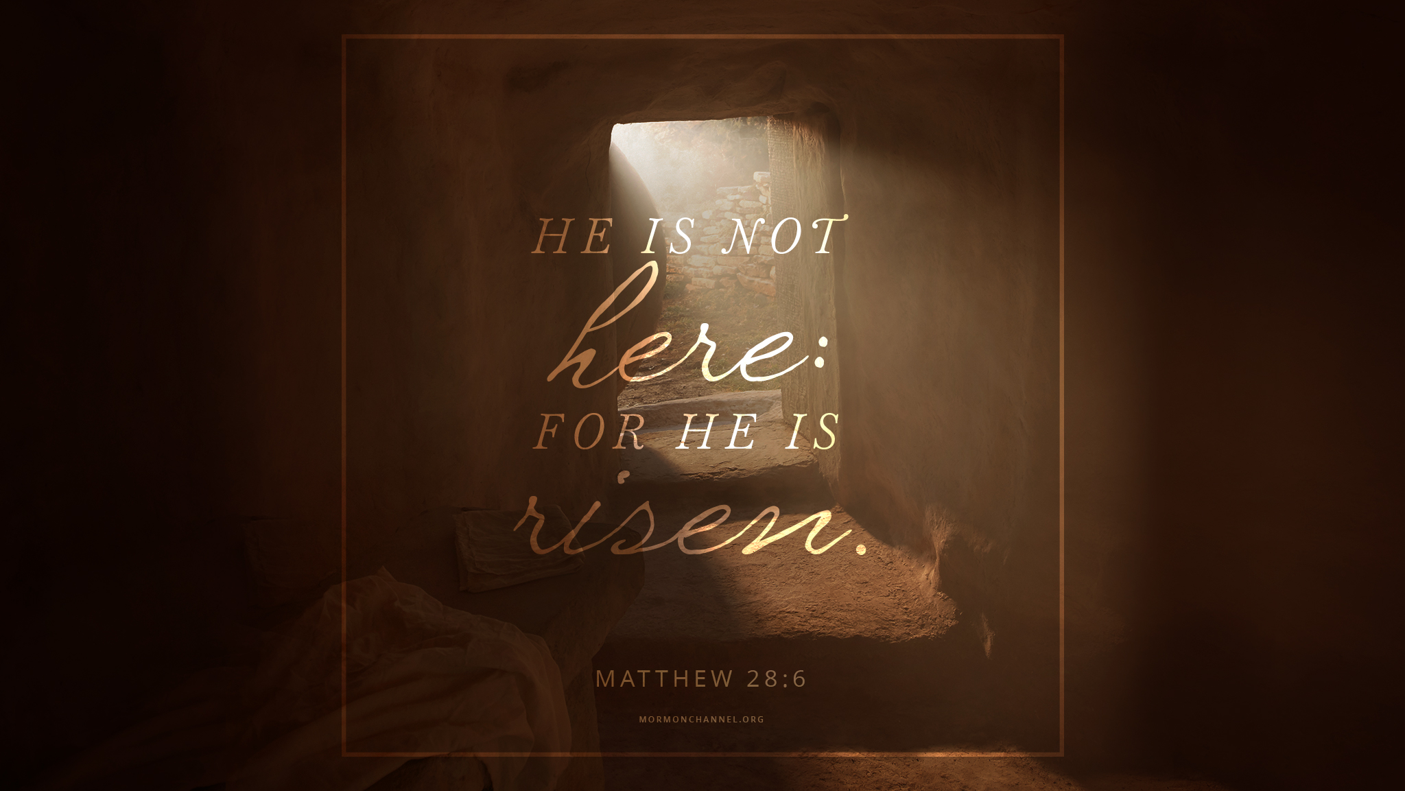 Daily Quote: He Is Risen | Inspiration
