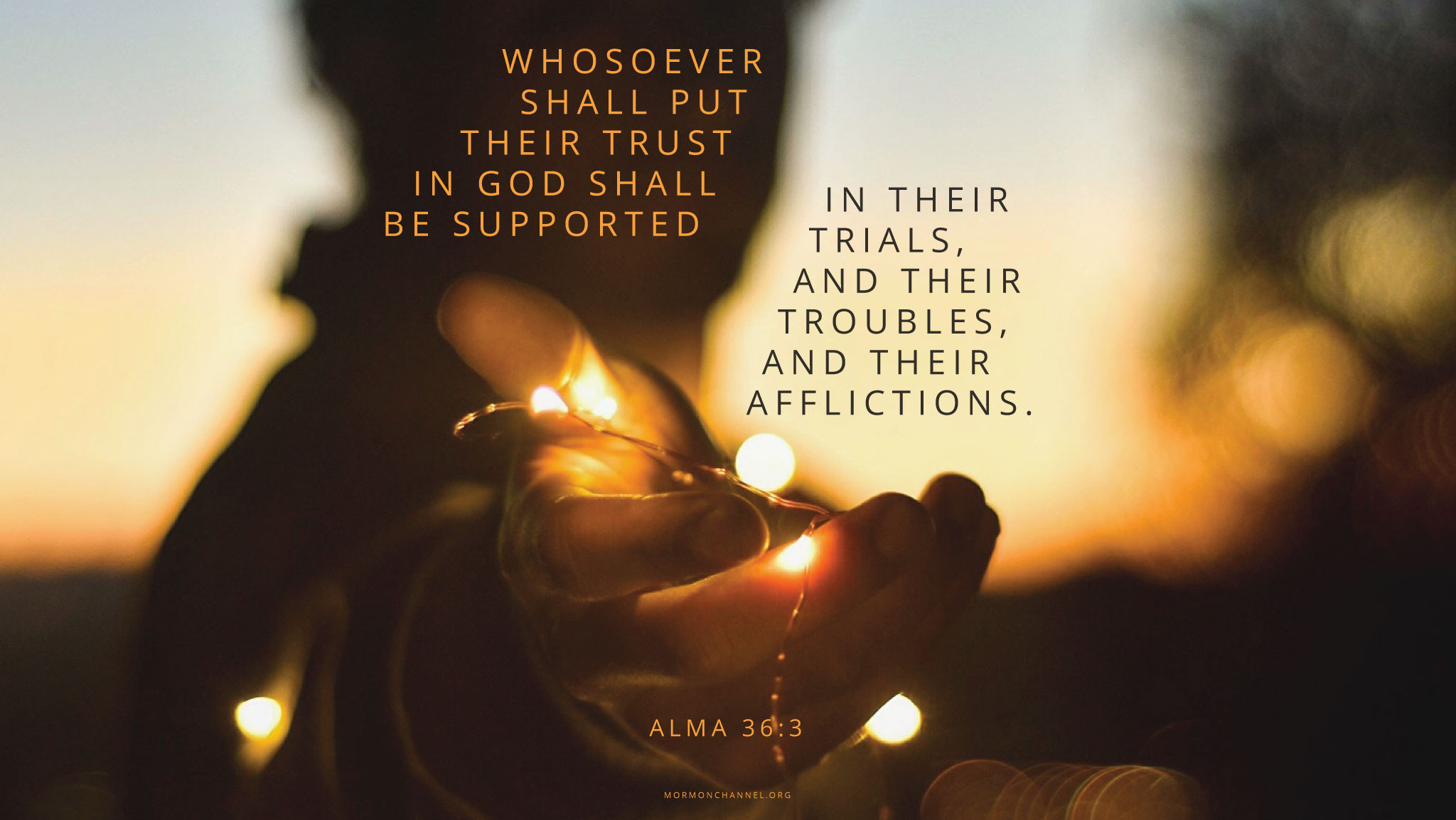 Trust In God Quotes | Daily Quote Trust In God Mormon Channel