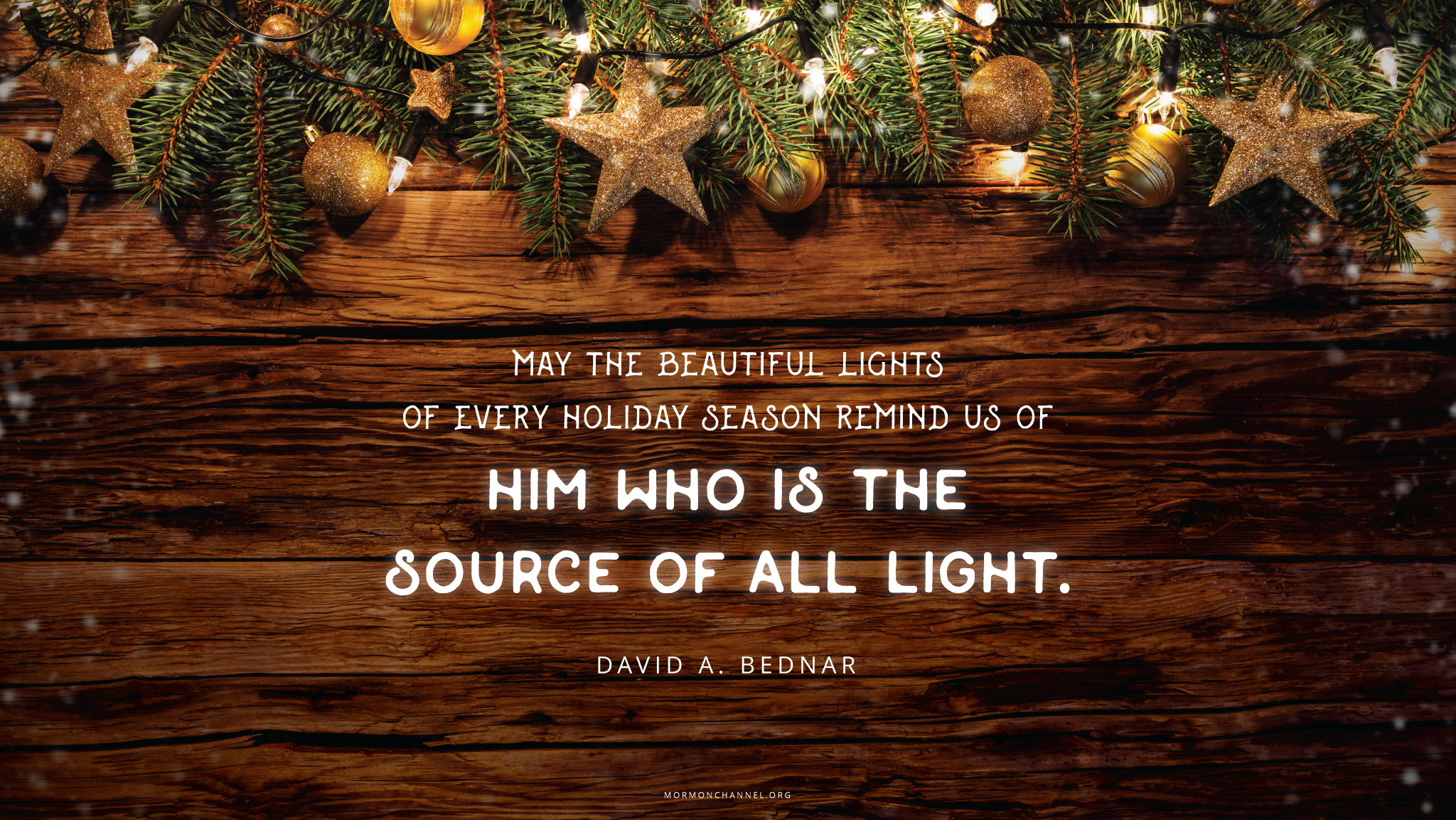 25 Best Christmas Quotes On Pinterest: Daily Quote: May The Lights Of The Season Remind Us