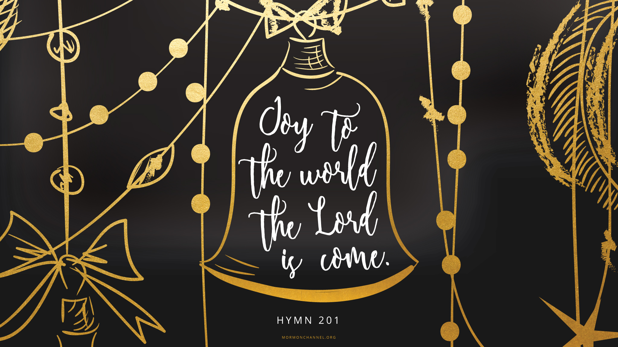 Daily Quote: Joy to the World | Mormon Channel