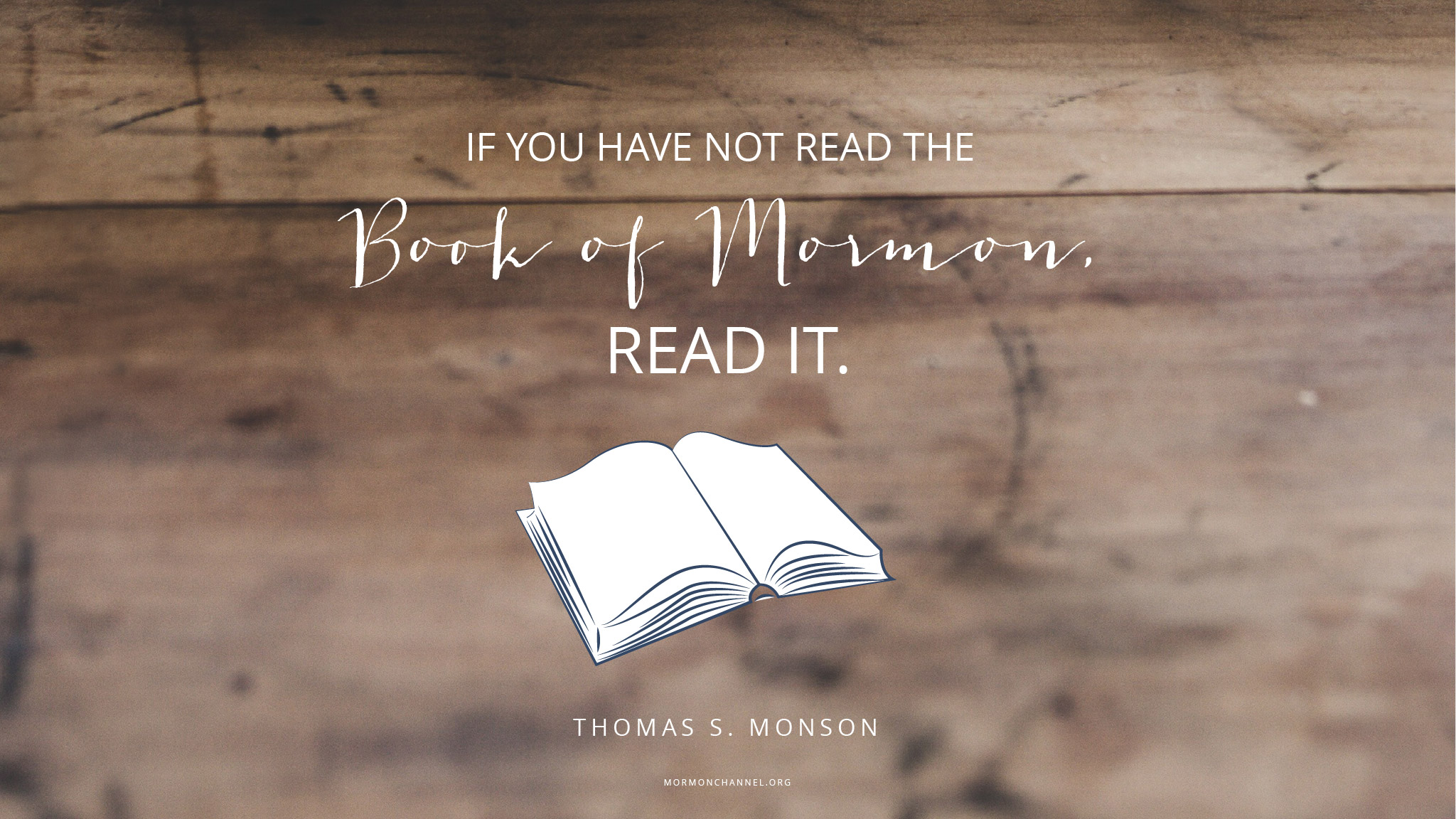 Daily Quote: Book of Mormon | Mormon Channel