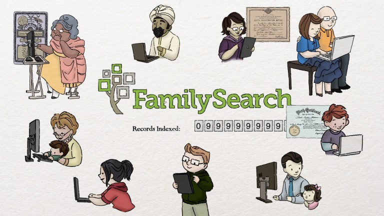 FamilySearch: Indexing is Vital