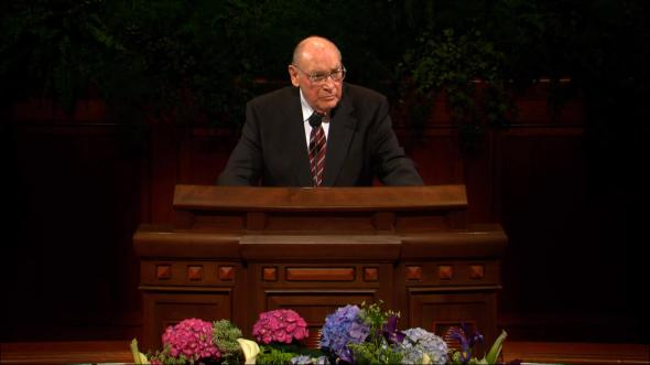 The Law Of The Fast Joseph B Wirthlin