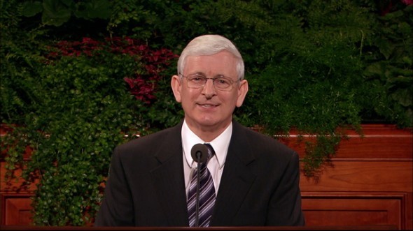 Elder Kenneth Johnson