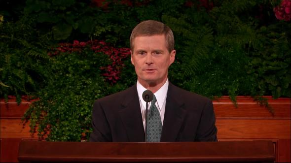 Ask in Faith - Elder David A. Bednar