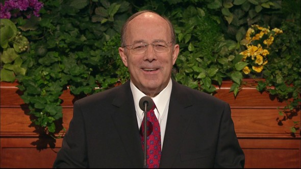 Bishop Keith B. McMullin