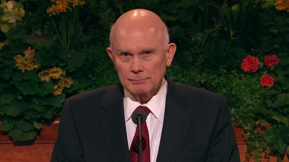 Elder oaks talk on dating
