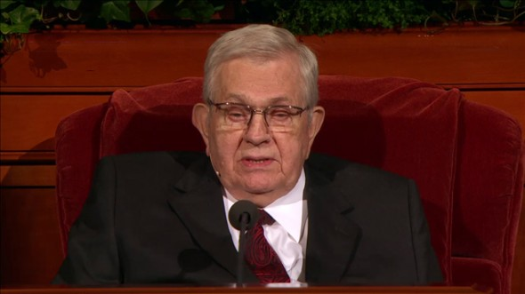 Ni Presidente Boyd K. Packer
