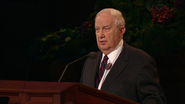 Oleh Elder Richard G. Scott